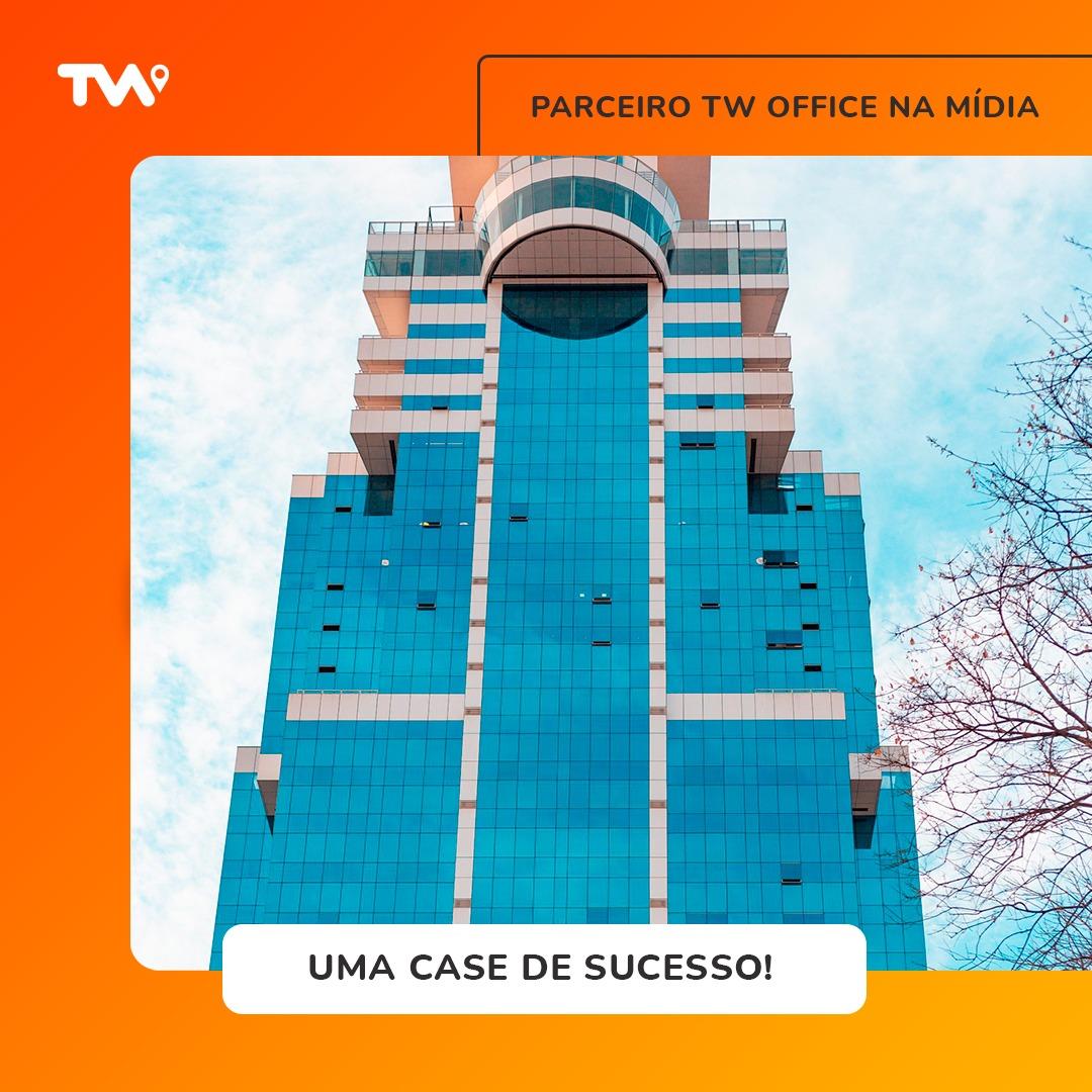 Edifício K1 - Case de Sucesso Tw Office